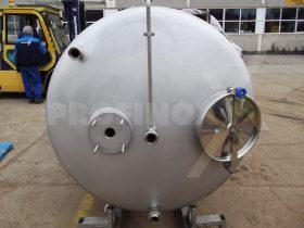 REZERVOR CILINDRIC 4000L D1350-2